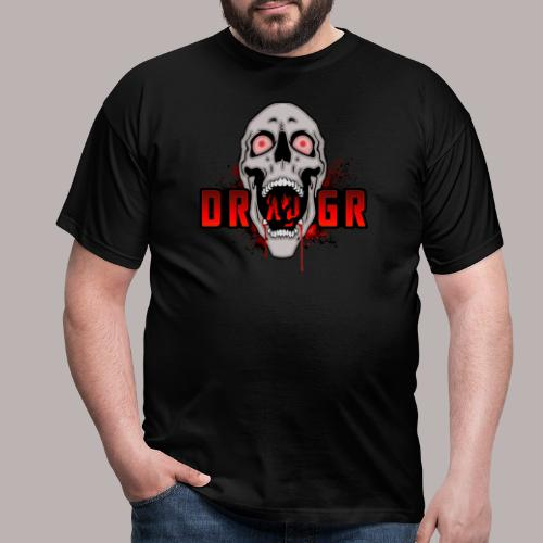 Draugr Bite - T-shirt herr