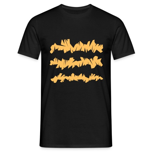 Orange_Sample.png - Männer T-Shirt