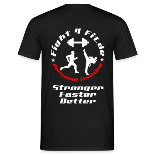 logo tri 3 - Männer T-Shirt