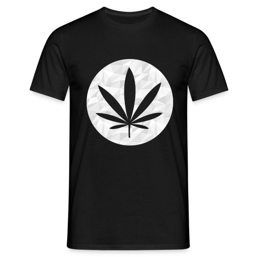 Weed by TheFreigeist white png - Men's T-Shirt