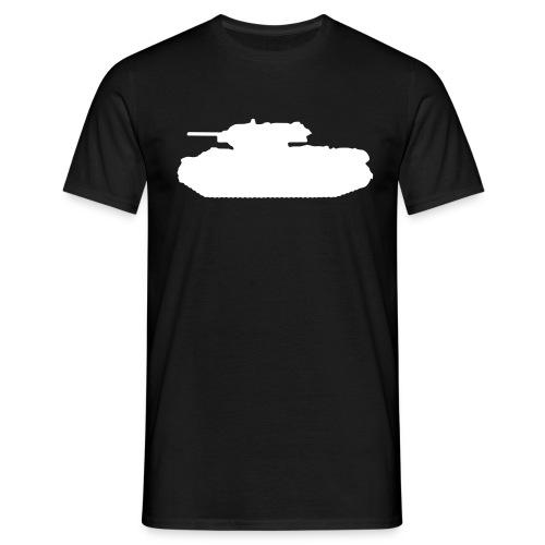 Tank KV-1 Panzer - Männer T-Shirt