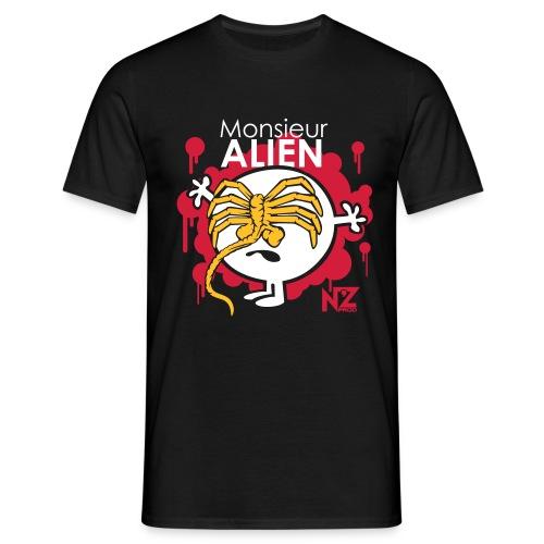 Mr Alien - T-shirt Homme