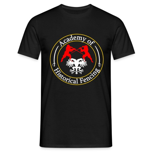 AHF logos5 for shirt - Men's T-Shirt