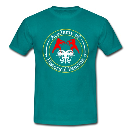 AHF logos5 for shirt - Men's T-Shirt