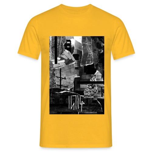 INTIG - Design 2 - Men's T-Shirt