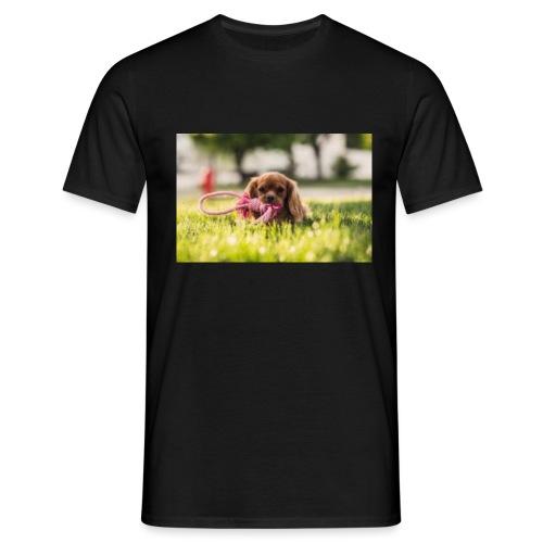Hunden - T-shirt herr