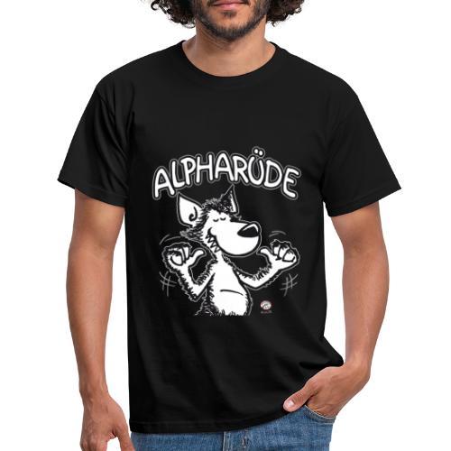 Wolfgang Alpharüde - Männer T-Shirt