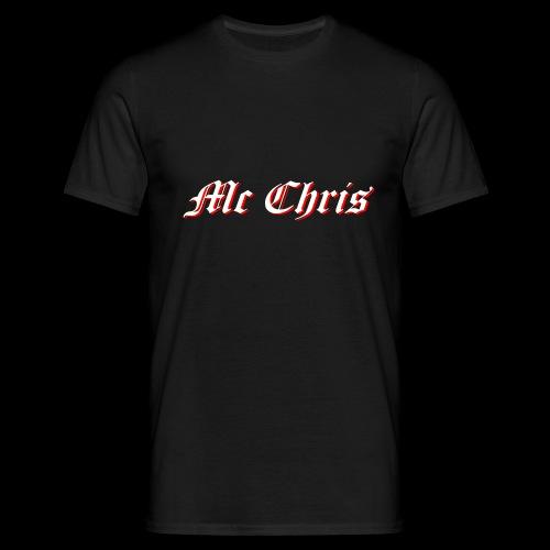 McChrislOGO11 - Männer T-Shirt