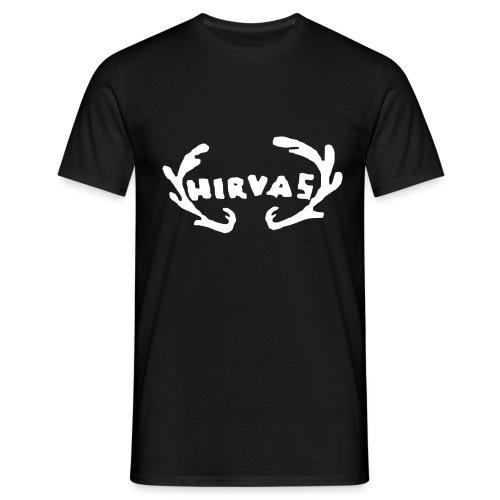 Hirvas vaalea - Miesten t-paita