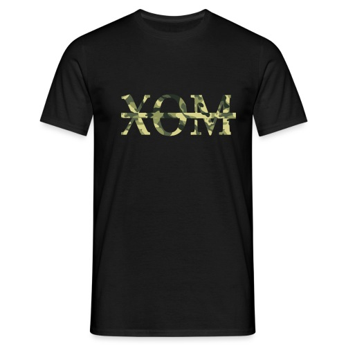 xom png - Men's T-Shirt