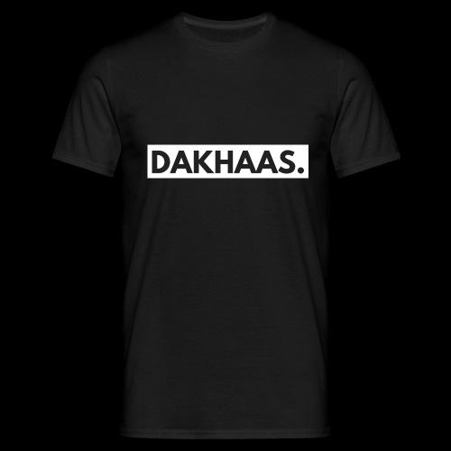 DAKHAAS - Mannen T-shirt