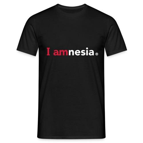 I amnesia - Men's T-Shirt