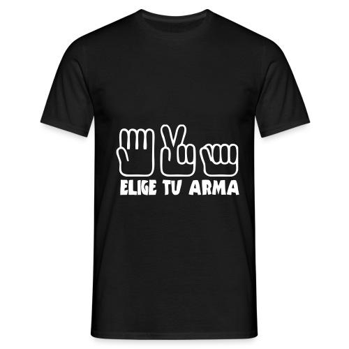 elige1c - Camiseta hombre