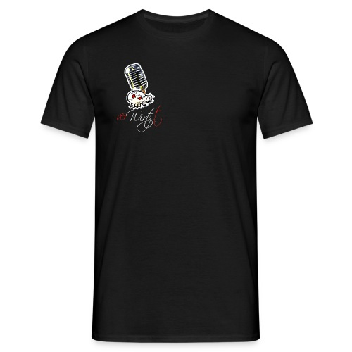 verWIRTZt weiss - Männer T-Shirt