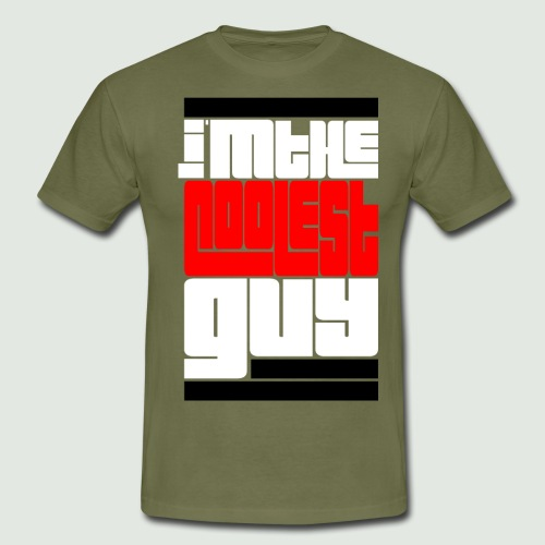 Cool man - T-shirt Homme