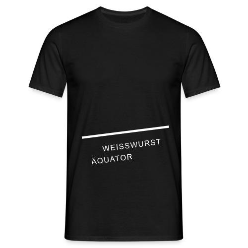 sex weisswurst - Männer T-Shirt
