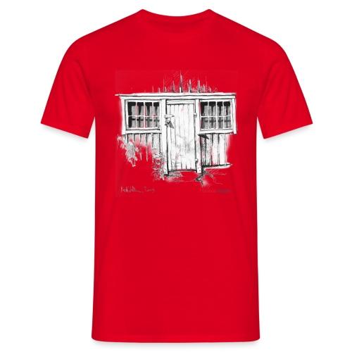 vajan ovi, the shed door - Miesten t-paita