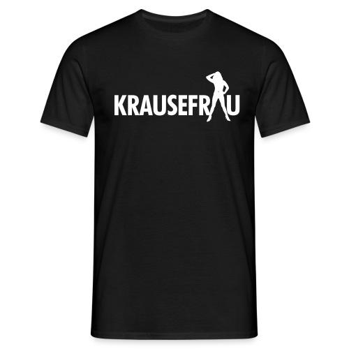krausefrau - Männer T-Shirt