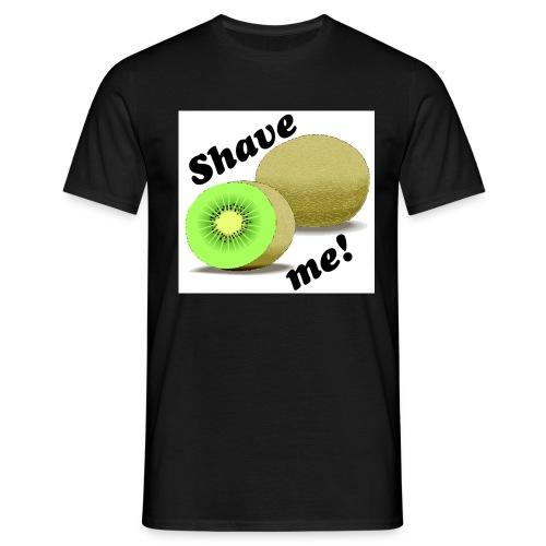 shave me - Männer T-Shirt