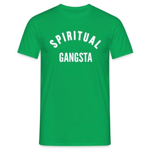 Idée cadeau - Spiritual Gangsta - T-shirt Homme