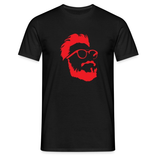 Logo Youtube Pensaremac - Maglietta da uomo