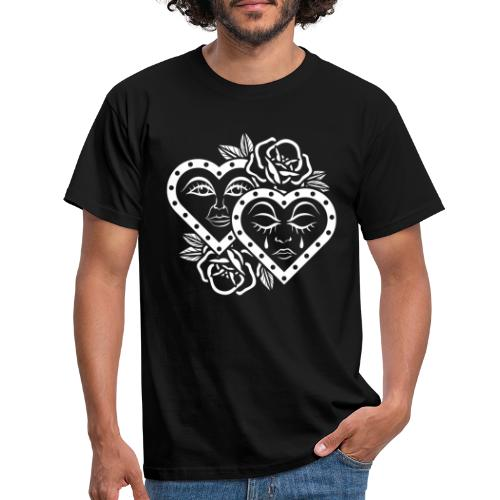 Positive Vibes - Men's T-Shirt