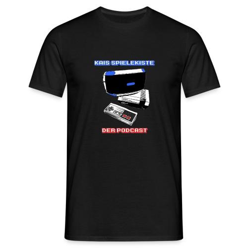 kaisspielekiste - Männer T-Shirt