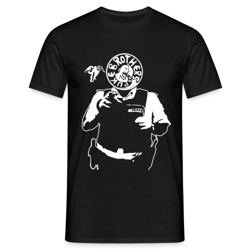 The Puke Brothers Klaus - Männer T-Shirt
