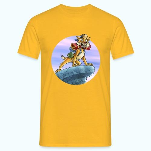 Smilodon - Men's T-Shirt
