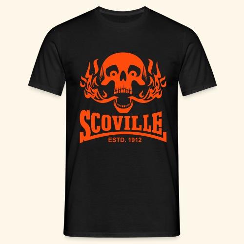 spassprediger.de presents: Scoville - Männer T-Shirt