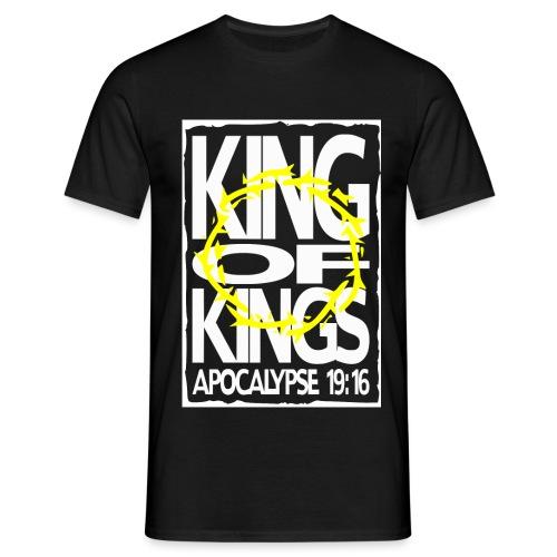 KoKApoWhite - T-shirt Homme