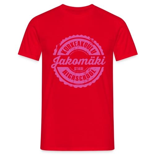 77P-JAKOMÄEN KORKEAKOULU - Stadi, Helsinki - Miesten t-paita