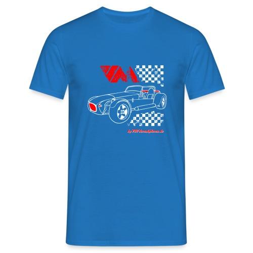 77 vm - Männer T-Shirt