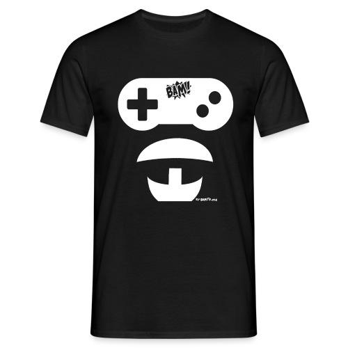 BamBamsen Beard&Game #7 - Männer T-Shirt