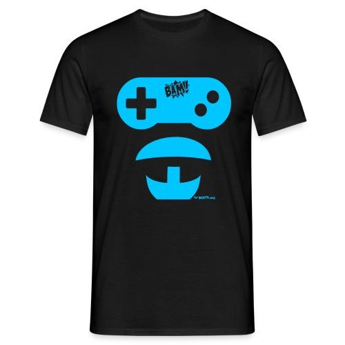 BamBamsen Beard&Game #1 - Männer T-Shirt