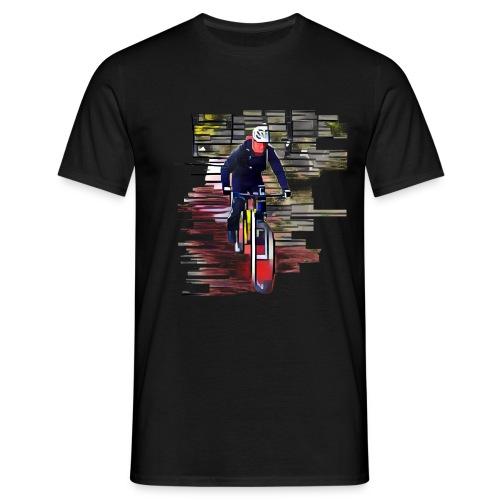 MTB - Mountain Biker 3 - T-skjorte for menn
