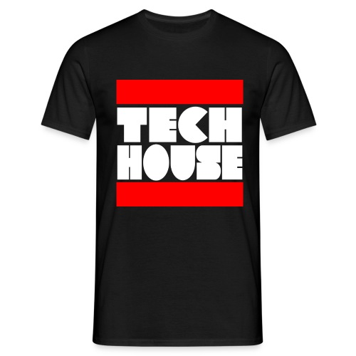 techhouse - Männer T-Shirt