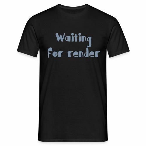 RENDER - Camiseta hombre