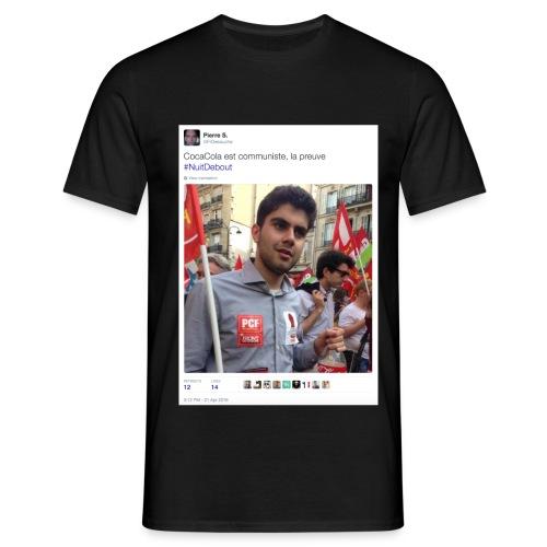Coca de souche - T-shirt Homme