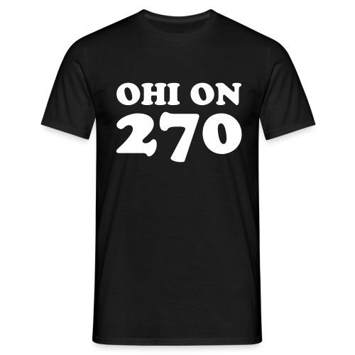 Ohi on 270 cooper - Miesten t-paita