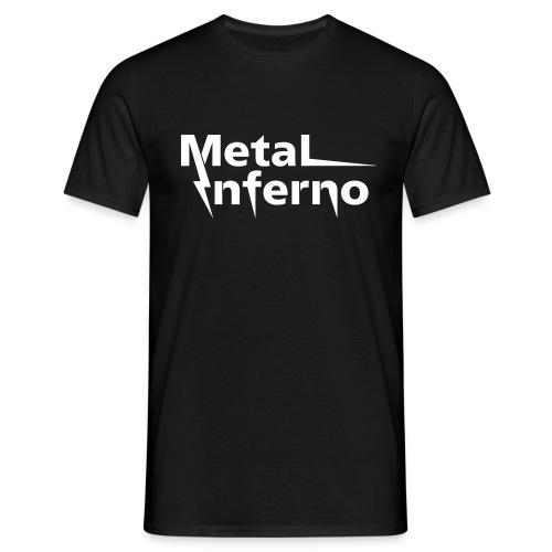 Metal Inferno - Männer T-Shirt
