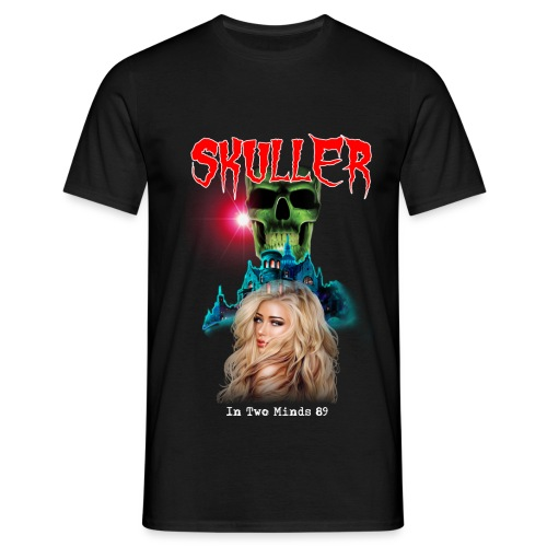 skuller in two minds 89' tour t shirt - Men's T-Shirt