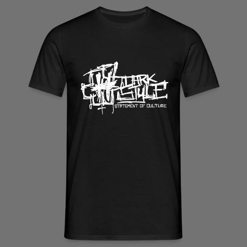 Dark Style - Statement Of Culture (white) - Men's T-Shirt