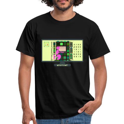 Control Alt Suprimir Cipotescü - Camiseta hombre