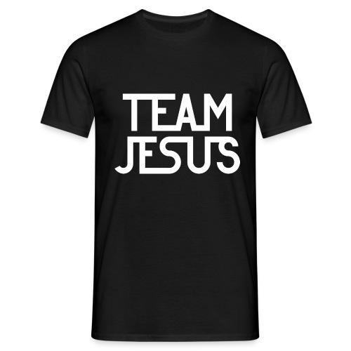 Team Jesus - Männer T-Shirt