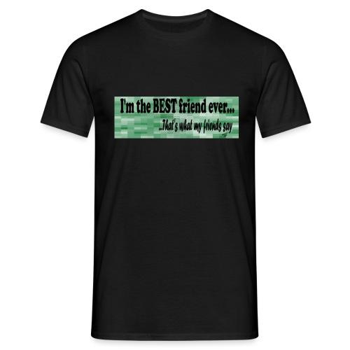 MOOD PHRASES - Camiseta hombre