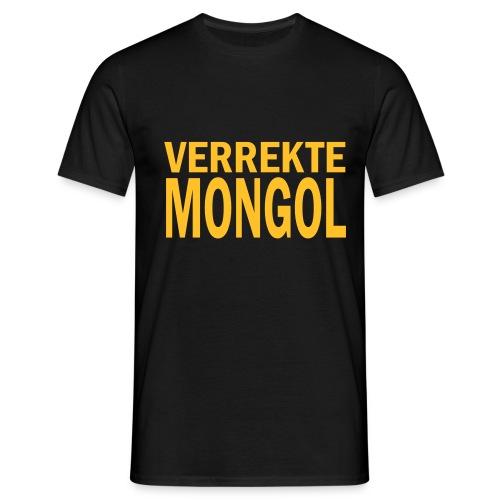 verrektemongol20 - Mannen T-shirt