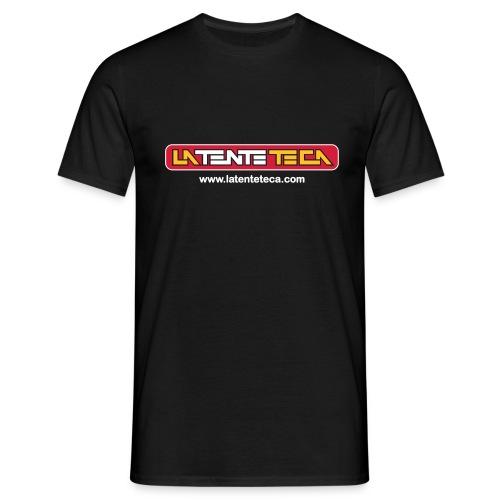 Logo de La TENTEteca - Camiseta hombre