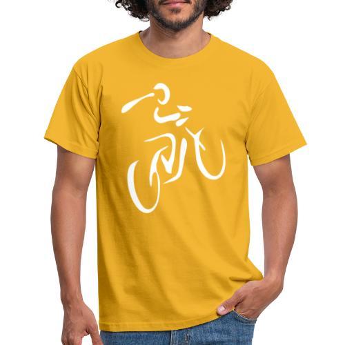 Fahrrad Fahrradfahren Fahrer Rad Fahrradfahrer - Männer T-Shirt
