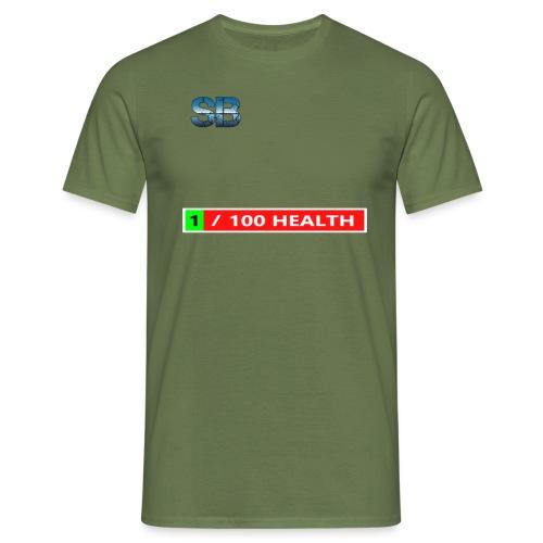 Health Tee Oh Shiiet! - Herre-T-shirt